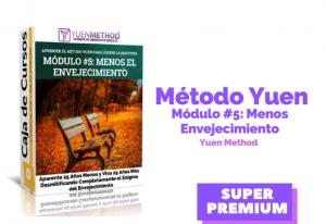 Método Yuen Módulo #5: Antienvejecimiento