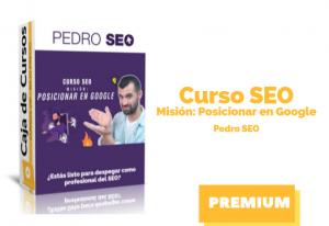 Curso Seo Misión de Pedro SEO