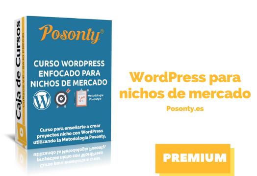 Curso Nichos de Mercado – Posonty