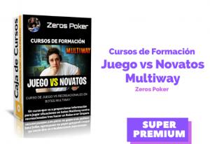 Curso de Juego vs Recreacionales en Botes Multiway – Zeros Poker