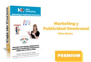Publicidad Omnicanal Vilma Nuñez