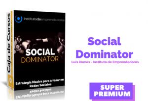 Curso Social Dominator