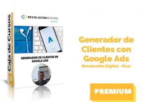 Curso Generador de Clientes con Google Ads
