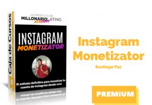 Monetizator Instagram de Santiago Paz