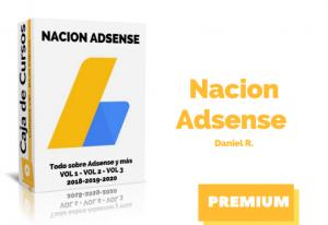 Curso Nación Adsense 2018-2020