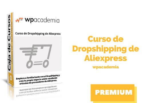 Curso de Dropshipping con Aliexpress