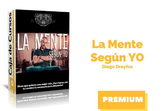 La Mente Según Yo de Diego Dreyfus