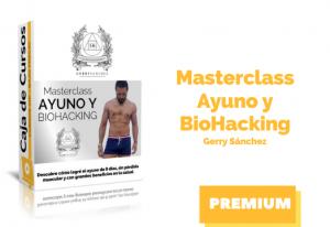 Masterclass Ayuno y Biohacking