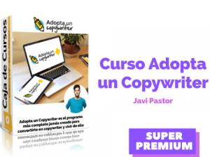 Adopta un Copywriter Javi Pastor