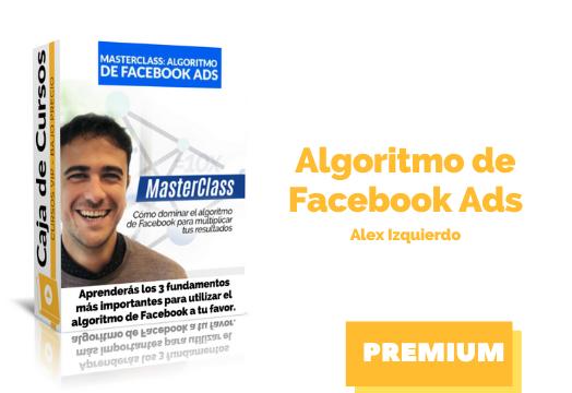 Masterclass: Algoritmo de Facebook Ads