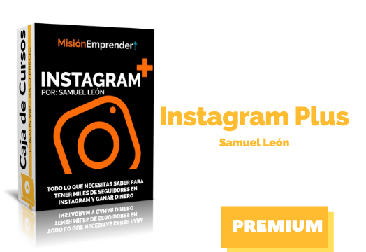 Curso Virtual Instagram Plus – Samuel León