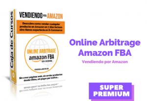 Curso Online Arbitrage con Amazon FBA