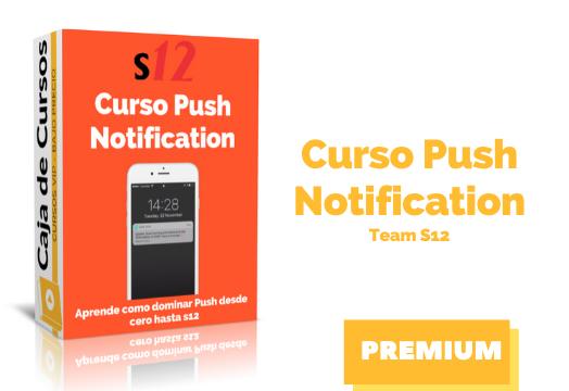 Curso Push Notification