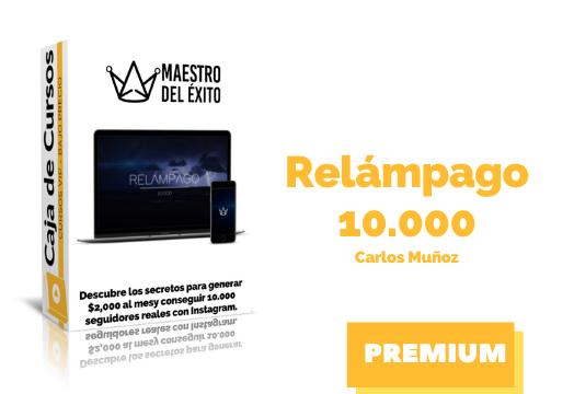 Curso Relámpago 10.000 – Carlos Muñoz