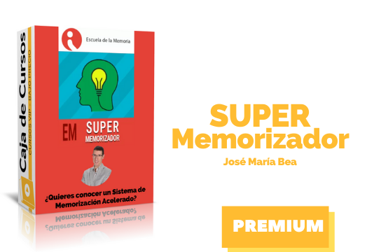 Curso Super Memorizador – José María Bea