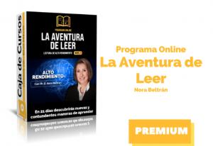 Programa Online La Aventura de Leer – Nora Beltrán