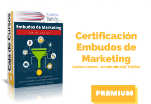 Especialista en Embudos de Marketing