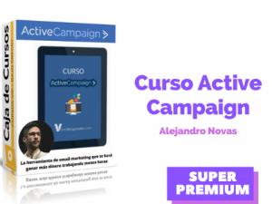 Curso Active Campaign Alejandro Novas