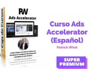 Ads Accelerator Patrick Wind