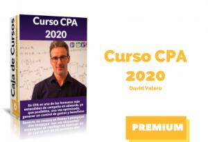 Curso CPA 2020 – David Valero