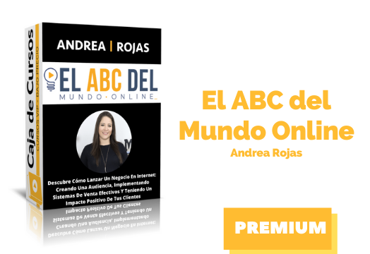 Curso El ABC del Mundo Online-Andrea Rojas