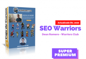 Curso SEO Warriors – DEAN ROMERO