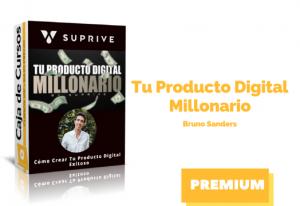 Tu Producto Millonario-Bruno Sanders