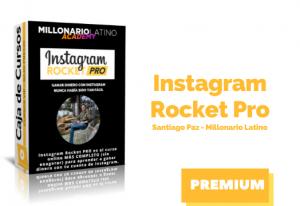 Curso Instagram Rocket PRO – Santiago Paz