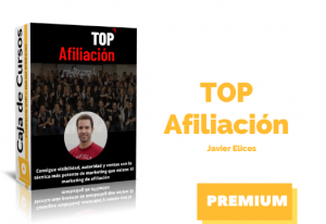 Curso Top Afiliación – Javier Elices