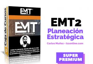 EMT Planeación Estratégica  – Carlos Muñoz