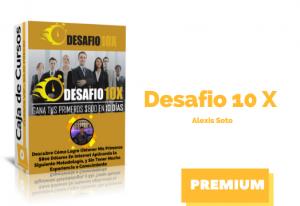 Curso Desafio 10X – Alexis Soto