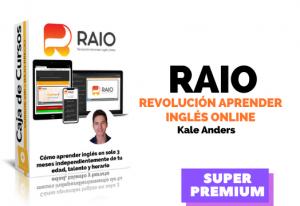 Lee más sobre el artículo Curso Inglés RAIO de Kale Anders