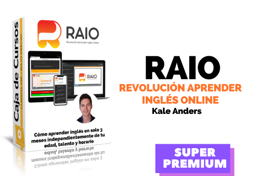 En este momento estás viendo Curso Inglés RAIO de Kale Anders