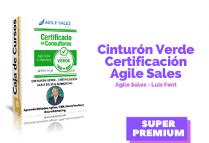 Cinturón Verde – Agile Sales & Marketing