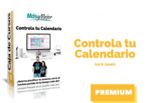 Curso Controla tu Calendario – Isa y Juanmi