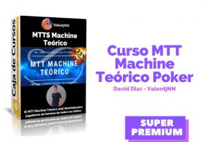 Curso MTTS Machine Teorico – David Díaz