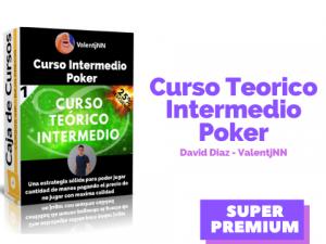 Curso Teórico Intermedio Poker – David Díaz