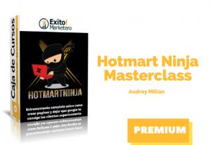Curso Hotmart Ninja – Audrey Millan