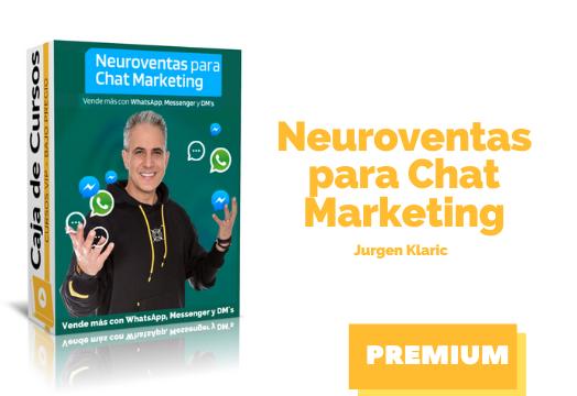 Neuroventas para Chat Marketing