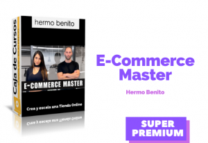 Curso Ecommerce Master Hermo Benito