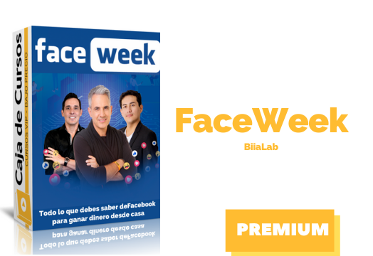 Curso Faceweek BiiaLab