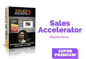 Lee más sobre el artículo Sales Accelerator – Alejandro Novas