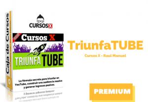 Curso TriunfaTUBE – Cursos X