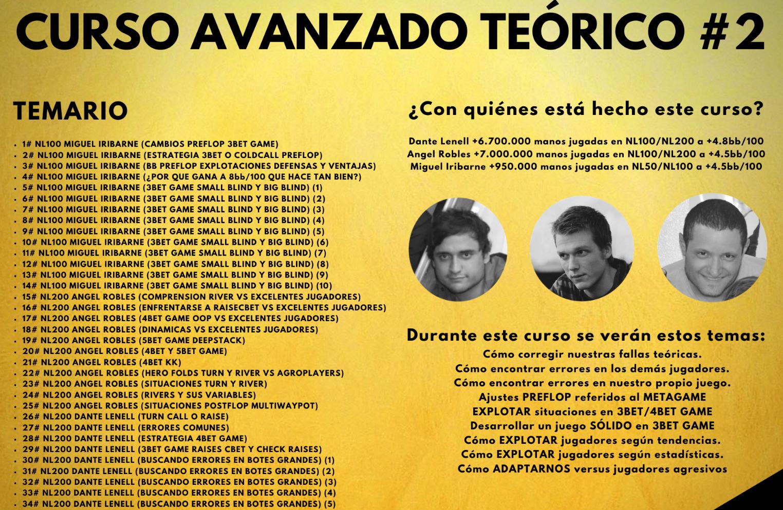 Descarga el Curso Teórico Avanzado 2 - David Díaz