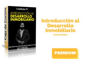 Curso Introducción al Desarrollo Inmobiliario – Carlos Muñoz