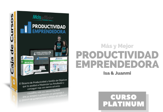 Productividad Emprendedora – Isa & Juami