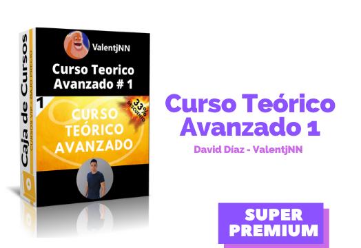 Curso Teorico Avanzado 1 – David Díaz