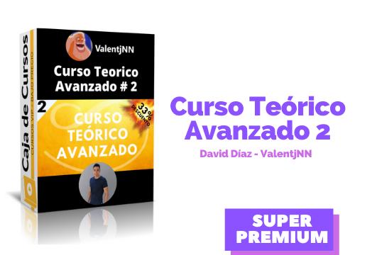 Curso Teorico Avanzado 2 – David Díaz