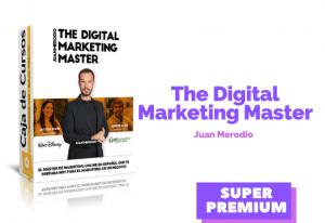 The Digital Marketing Master – Juan Merodio