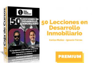Curso 50 Lecciones En Desarrollo Inmobiliario